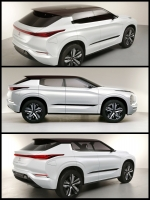 三菱GT−PHEV concept ツートン