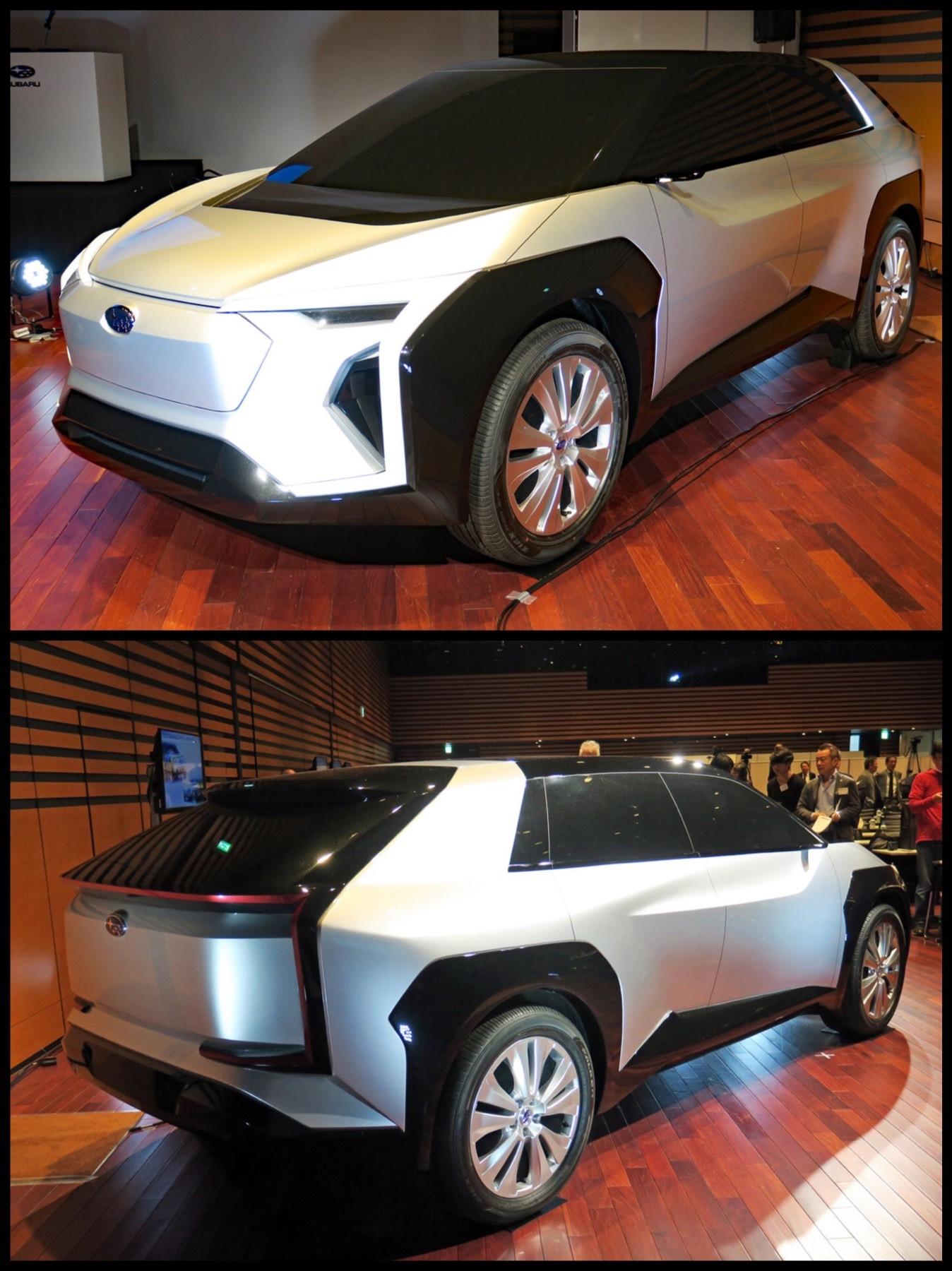 スバル EVコンセプト