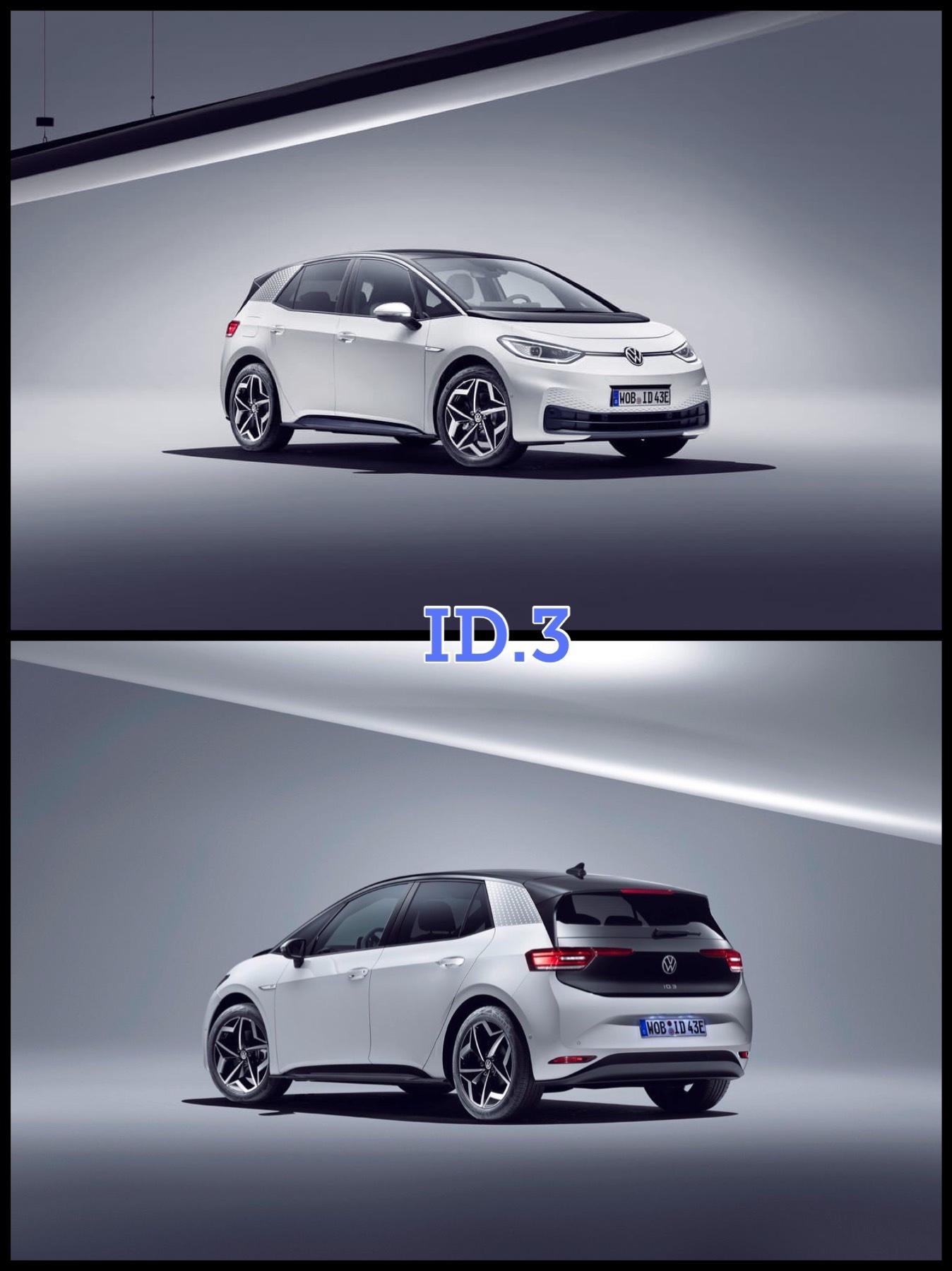 VW「ID.3」