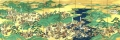 mi.耳川の戦い屏風図