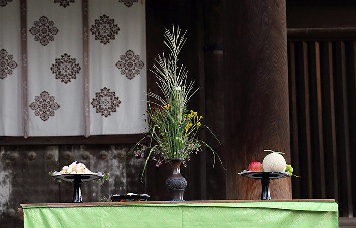 唐招提寺 観月会5