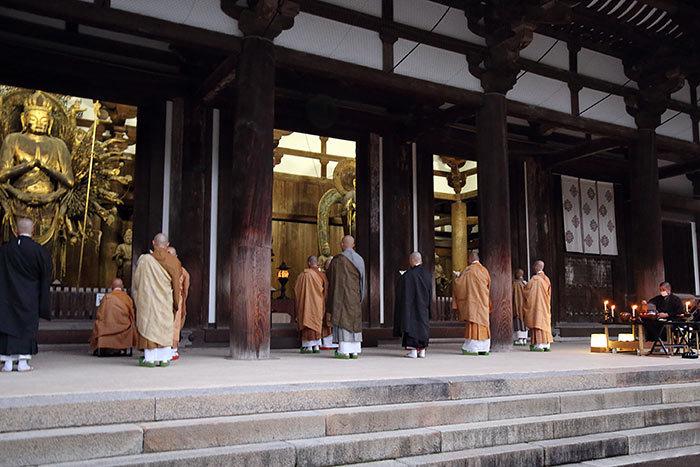 唐招提寺 観月会2