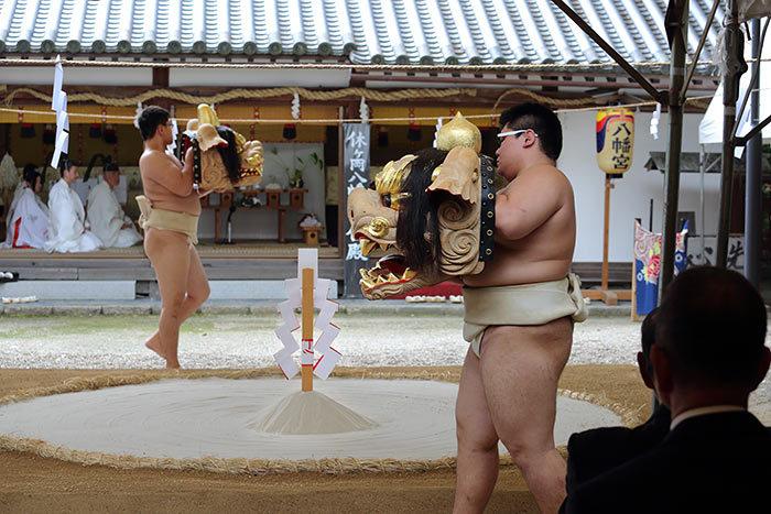 休ヶ岡八幡宮 大祭4