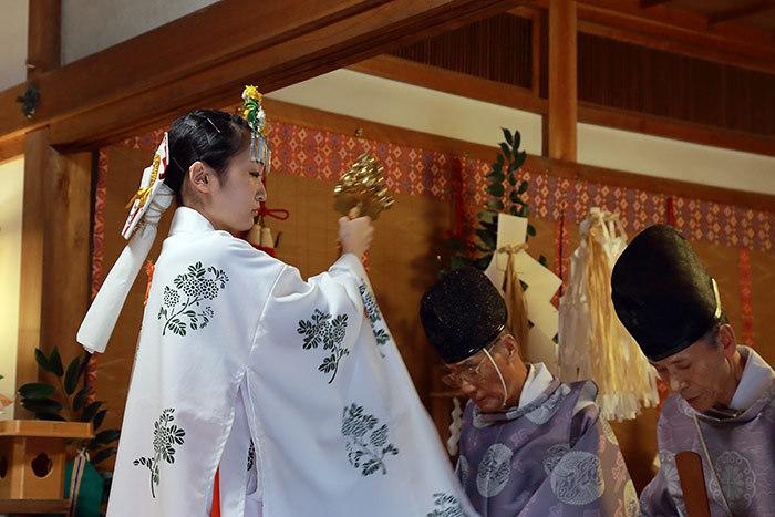 笠山荒神社 秋の荒神大祭5