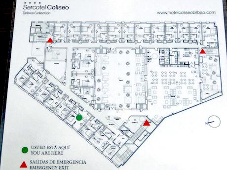 スペイン中東192ビルバオセルコテルコリセオ