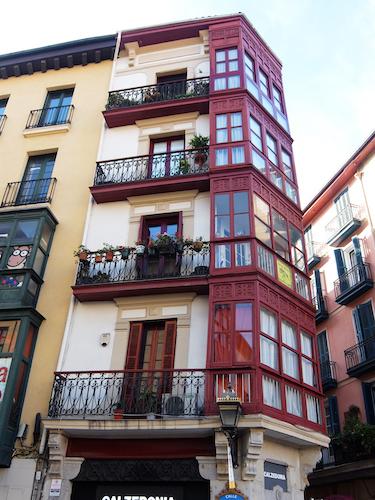 スペイン中東207ビルバオ旧市街