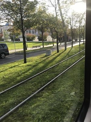 スペイン中東216ビルバオ路面電車