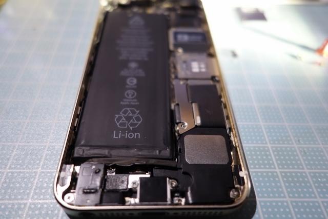 iPhone5S電池交換 (19)