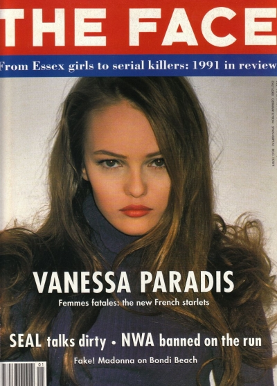 1204 The Cover Vanessa Jan 1992
