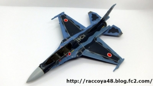 ハセガワ 1/72 F-2B 20191110a