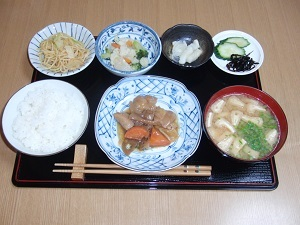 昼食2019/9/30