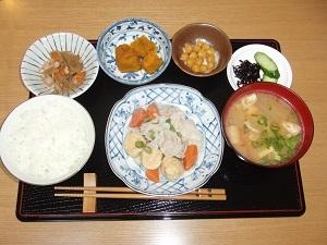 昼食2019/10/8
