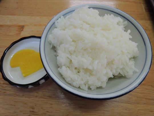 ライス小(150円)