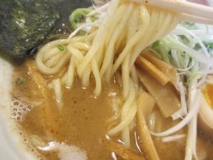 赤シャモジ新潟東 ランチライスセット 麺スープ