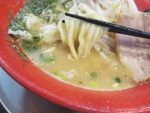 麺や勝 味噌ラーメン 麺スープ