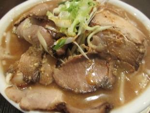 ふじの新津 肉ラーメン味噌 チャーシュー