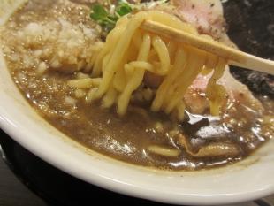 八兵衛 ド煮干中華ソバ 麺スープ