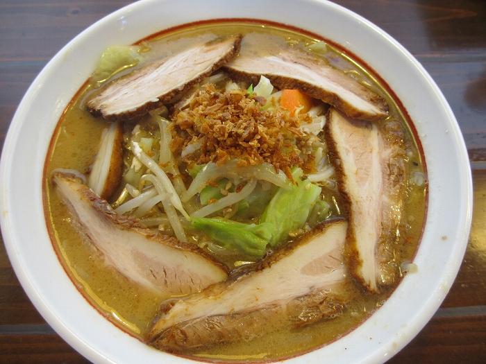 幸 味噌チャーシュー麺