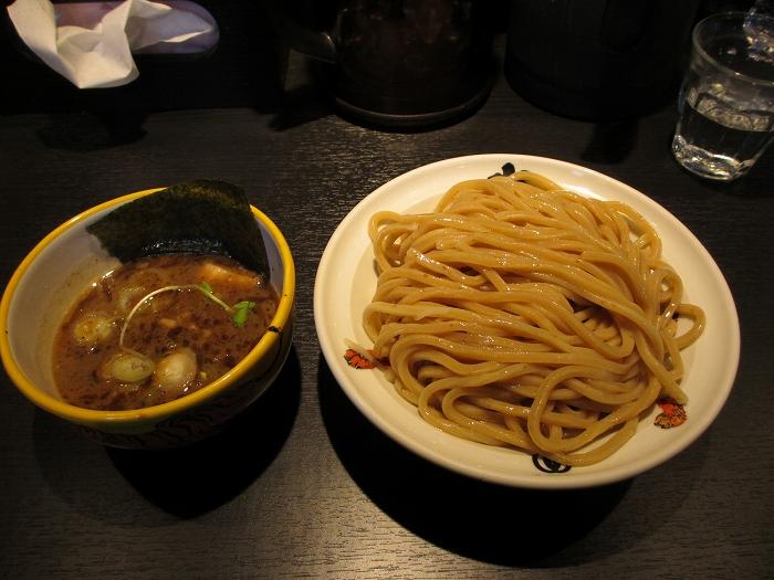 麺屋武蔵巌虎 濃厚つけ麺