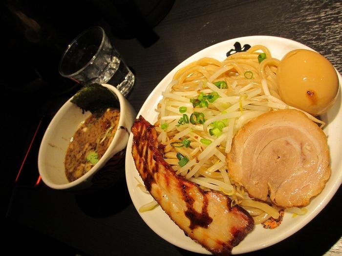 麺屋武蔵巌虎 巌虎濃厚つけ麺