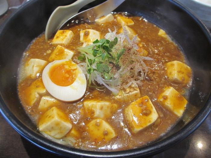 東横愛宕 本格麻婆麺