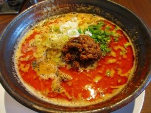 ら麺のりダー 担々麺 (3)