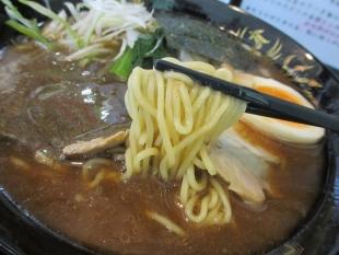 だしの風食堂 濃厚煮干中華 麺