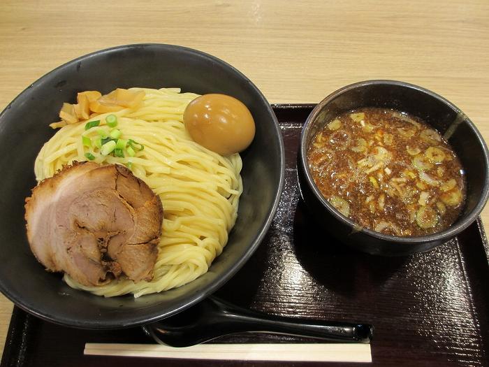 ふじのイオン新潟南 つけ麺