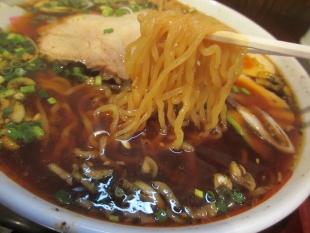 大國 加茂唐八味ラーメン 麺スープ