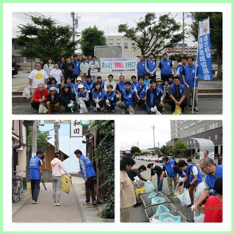 ✨飛騨地協 高山地区環境クリーンキャンペーンを開催✨