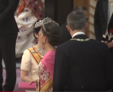 王妃 レティシア 紀子 様