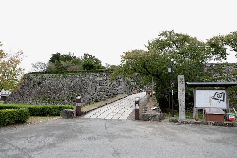 篠山城跡1191018