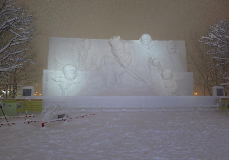 札幌雪まつり13200205