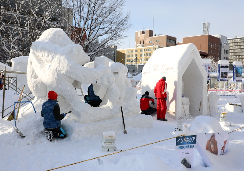 さっぽろ雪まつり3200206