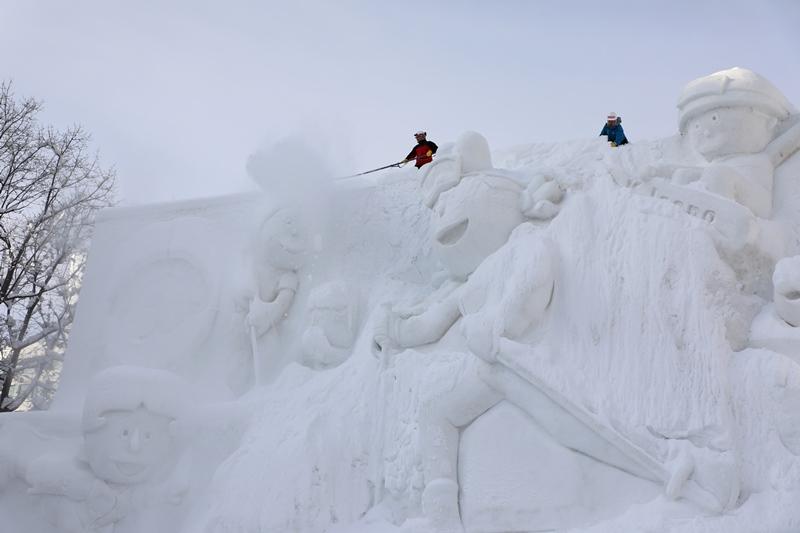 さっぽろ雪まつり4200206
