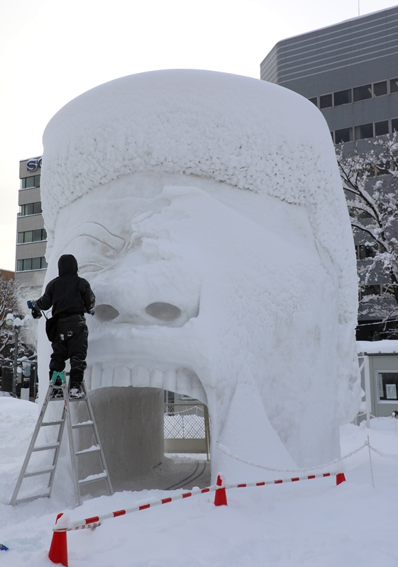さっぽろ雪まつり5200206