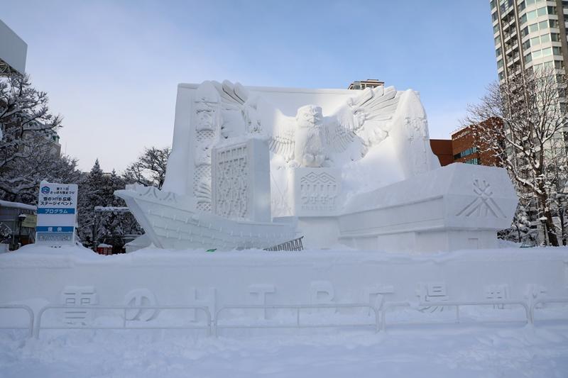 さっぽろ雪まつり7200206