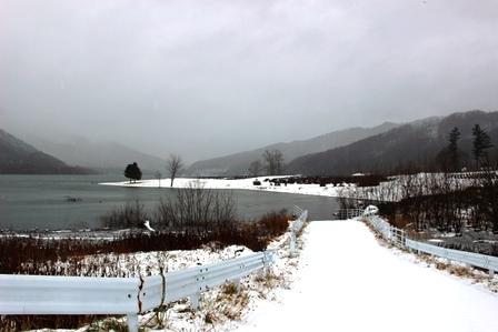 12月2日湖畔