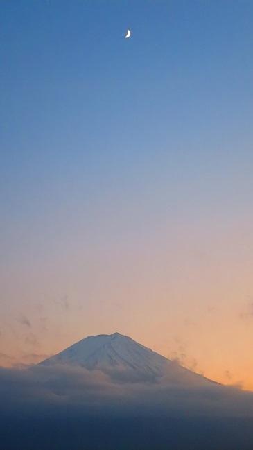 IMG_7721月と富士