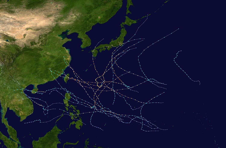 2005‗台風軌道