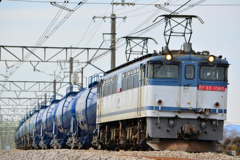 3/20 疎開ワム・185系国鉄色・貨物列車などを高崎線で