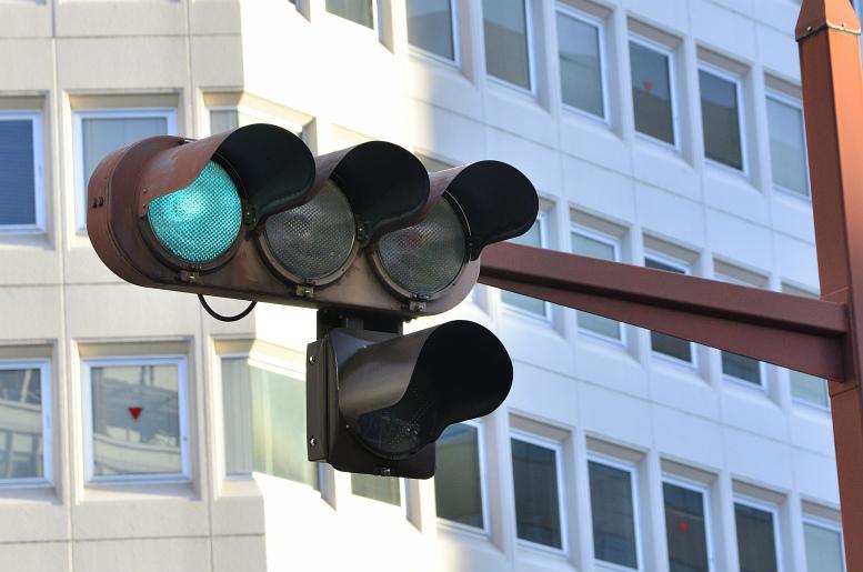 TYライト+LED矢印(更新済) 〈群馬県高崎市・栄町〉