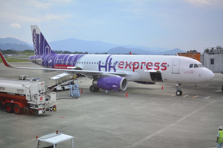 香港エクスプレス航空 A320-232・B-LCG