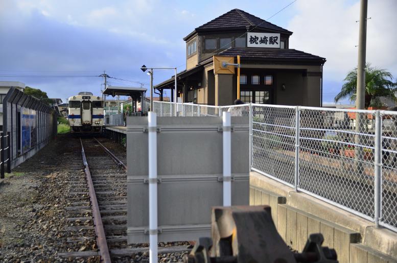 9/10-13 旅名人の九州満喫きっぷで南九州乗りつぶし その6(枕崎→指宿) JR最南端の終着駅、枕崎に