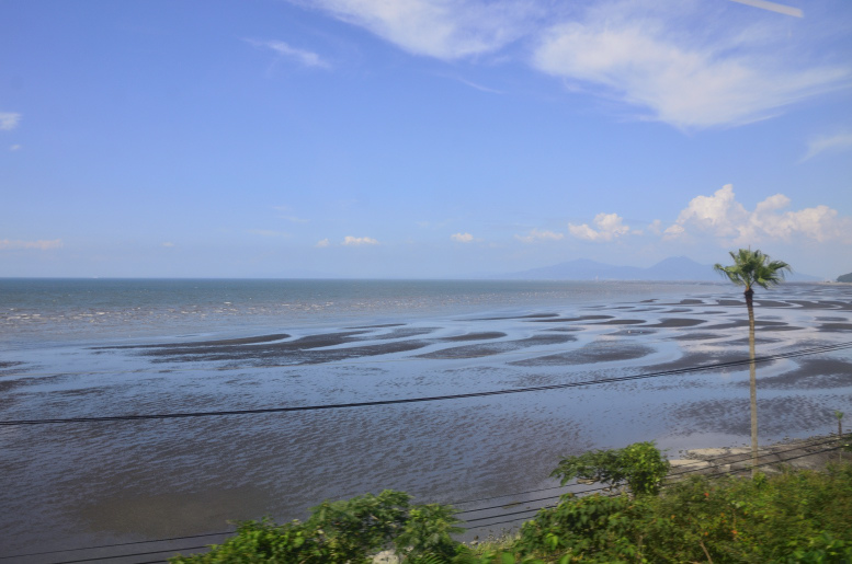 9/10-13 旅名人の九州満喫きっぷで南九州乗りつぶし その18(上熊本→三角) 三角線は絶景でした