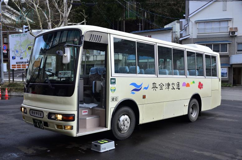 1/6-9 東北まったり乗りつぶしツアー2020 その3(只見→会津川口) 只見線代行バスに乗る