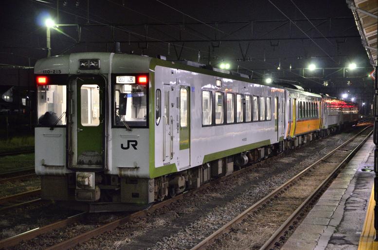 1/6-9 東北まったり乗りつぶしツアー2020 その17(新津→会津若松) 列車大遅延の中、新津で暇つぶし
