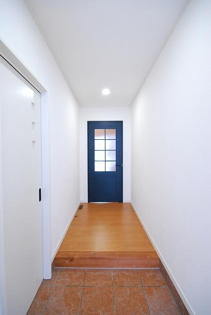 住宅玄関 (2)