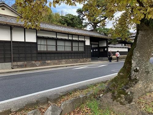 松江城武家屋敷
