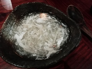 老房 スープ